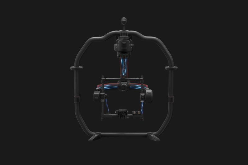 DJI Ronin 2 設計圖正面