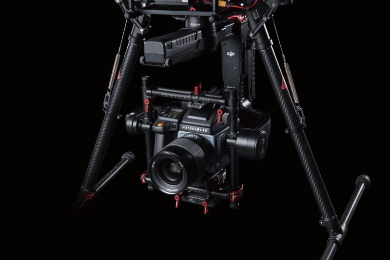 Hasselblad H6D-100c 在 DJI Ronin-MX