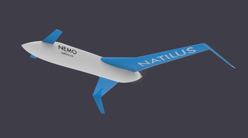 廠方聲稱,將於 2017 年夏季推出小尺寸版的 Natilus Drone 進行試飛測試,計劃在洛杉磯和夏威夷之間進行 30 小時長程飛行。