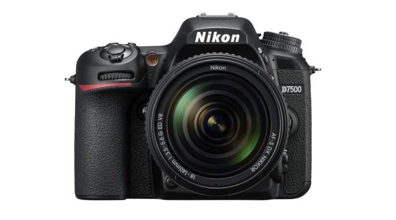 Nikon D7500 的整體機身設計變得更加緊湊。