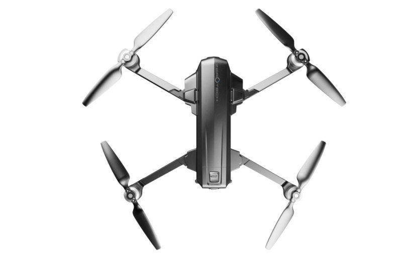 Zerotech Hesper 是四軸結構的折疊式無人機,具 4K 航拍能力,可連續飛行 18 分鐘。