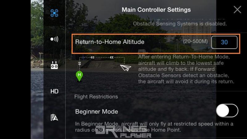 目前市售的無人機大都具備「返航(Return-to-Home)」功能。