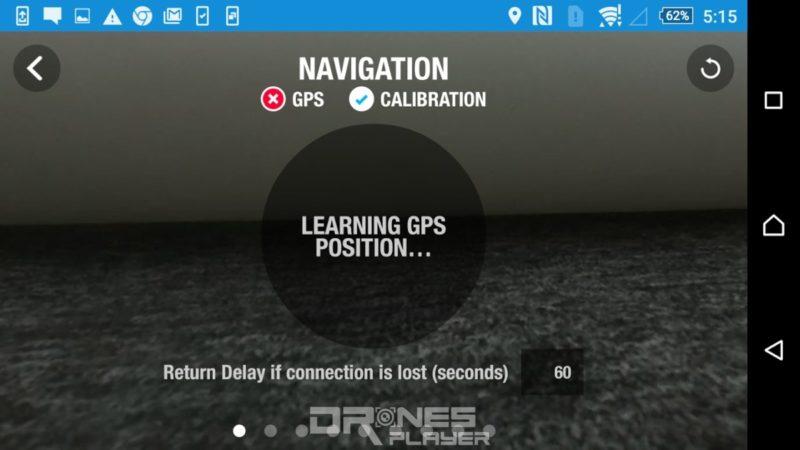 假如失去了 GPS 訊號,對無人機懸停飛行或返航均有很大影響。