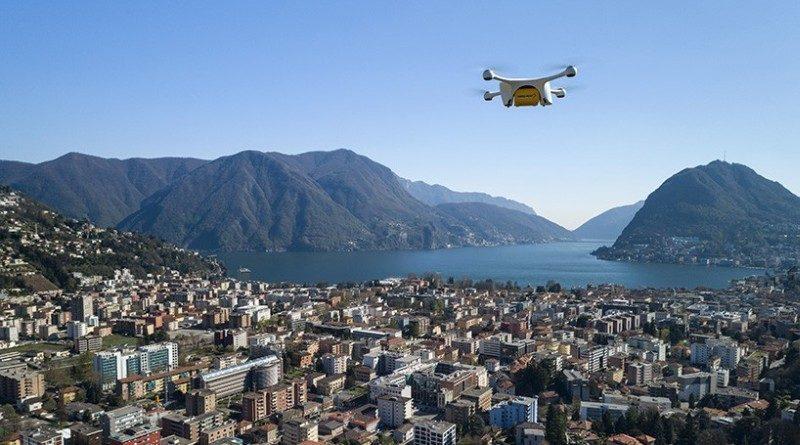 兩所醫院之間的航道飛越市內大廈,瑞士聯邦民航局嚴陣以待。