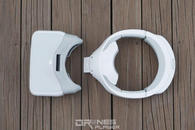 DJI Goggles - 眼鏡和頭帶