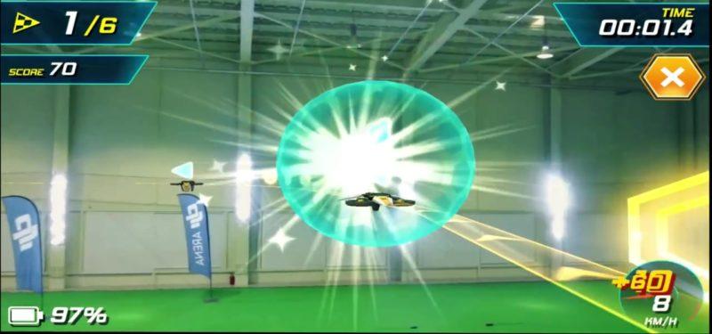 Edgybees DronePrix - 單人模式