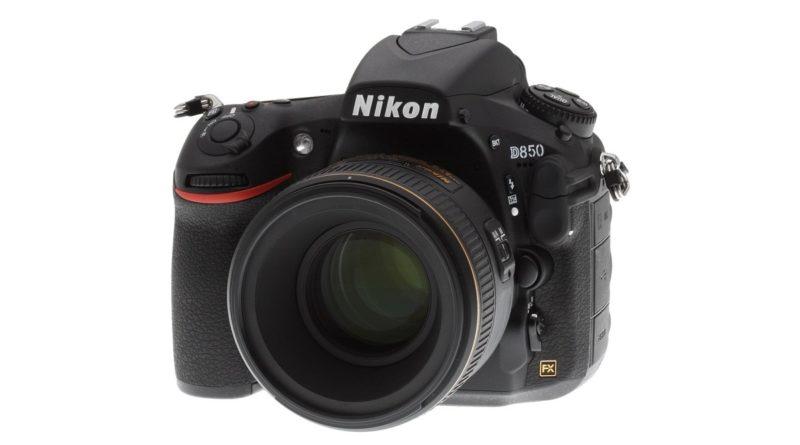 有傳聞指,Nikon D820 或會改用「D850」的名字。(網路流傳構想圖)