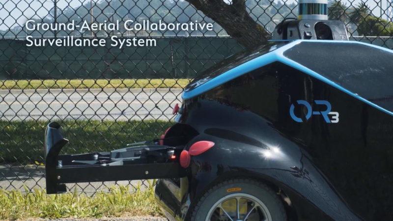 OTSAW Robotics O-R3 - 無人機