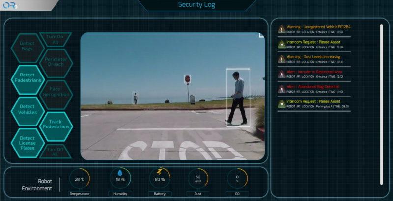 OTSAW Robotics O-R3 - 即時通報