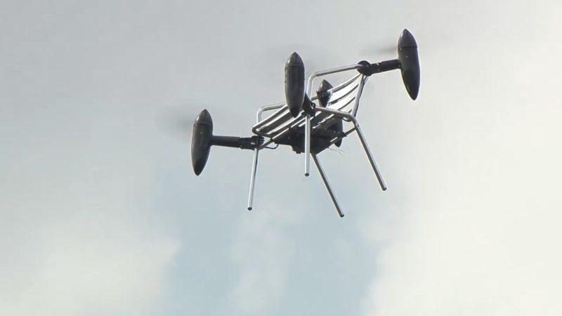Prodrone PD-ANY - 飛行中