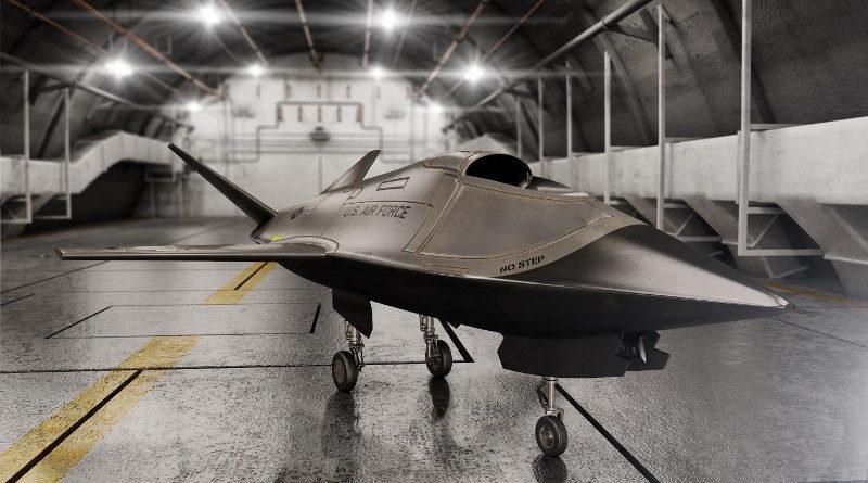 美國空軍研究實驗室在國防部主辦的 2017 年度實驗室日(Lab Day 2017)期間,發表了一幅 LCAAT 概念機圖片。