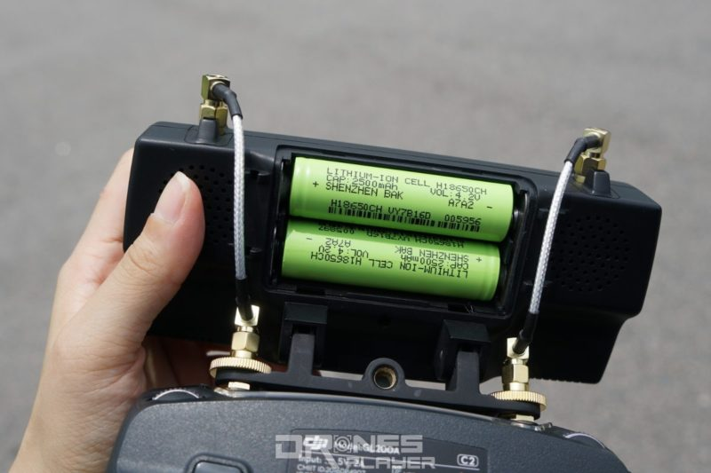 Alientech 火星人 Plus - 18650 電池