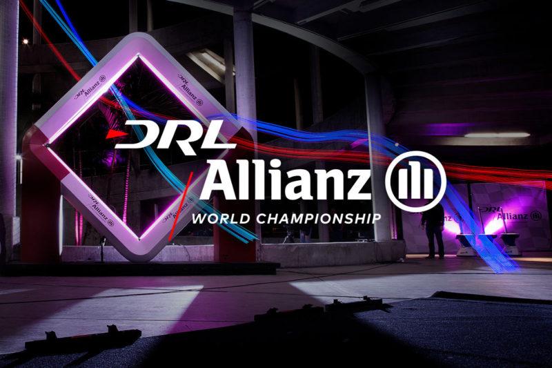 DRL 2017 Allianz World Championship 標誌