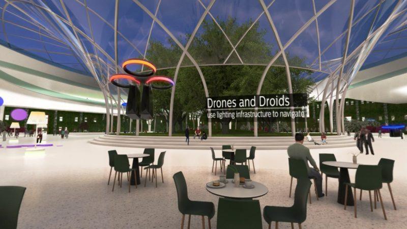飛利浦照明《2030 年:智能城市生活》影片