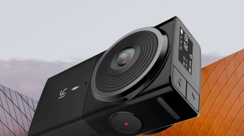 Yi 360 VR 攝影機內置雙頻 Wi-Fi 連接手機,更可在 YouTube、Facebook、Twitter 等社群平台上進行全景直播。