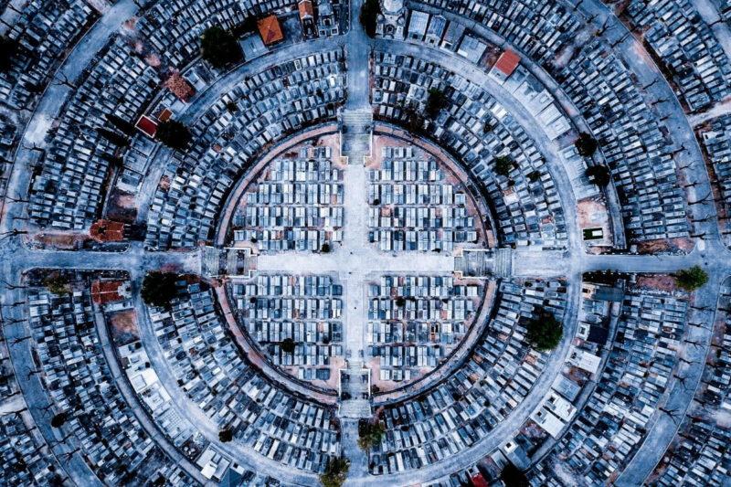 城市組季軍:Peace(和平),luckydron 攝