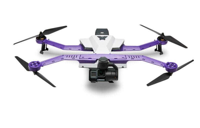Helico Aerospace - Airdog ADII - 正面