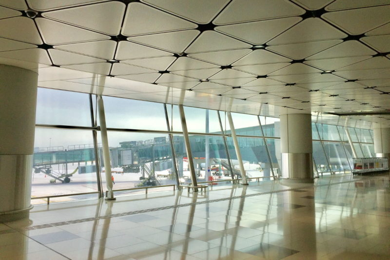 香港國際機場客運大樓