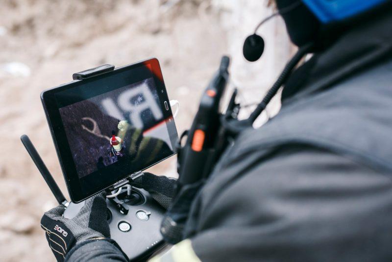 Nokia 認為無人機可應用於公共安全範疇