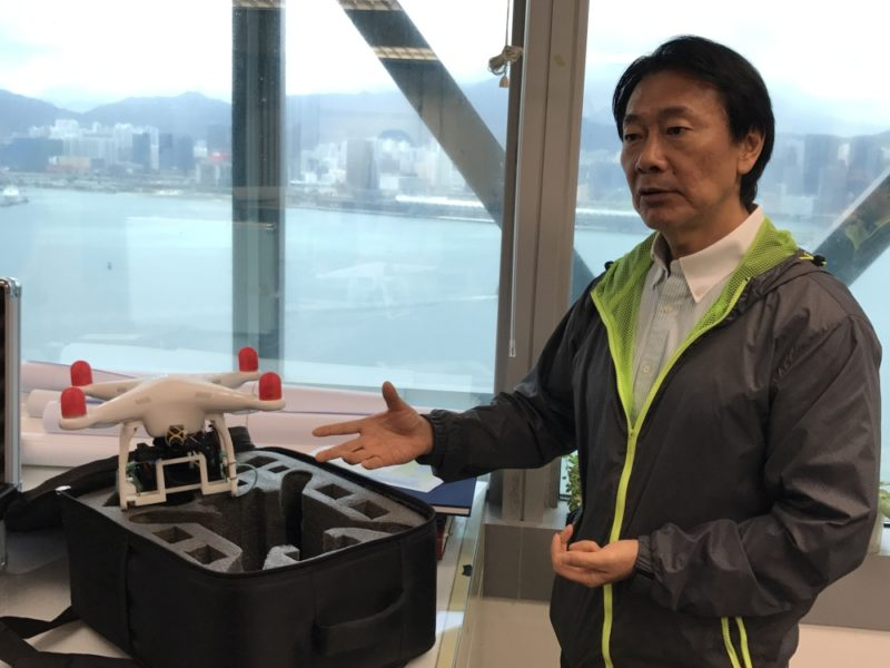 Development Bureau Mr. Chan