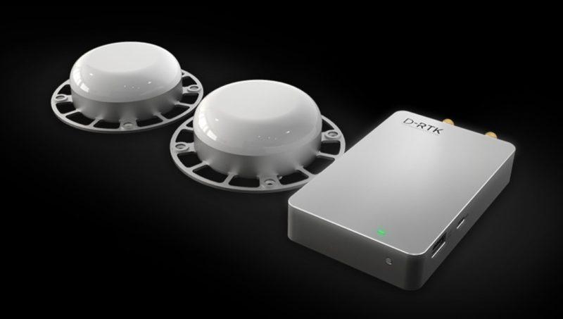 D-RTK GNSS