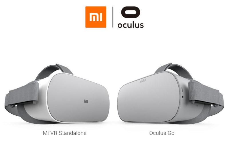 中國國內會推出相同規格的小米 VR 一體機。