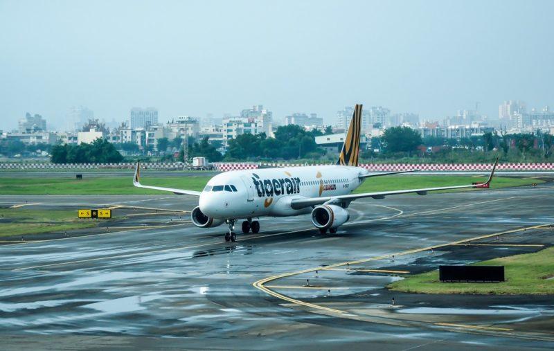 機場暫停期間,影響 2 班機共八十六名旅客。