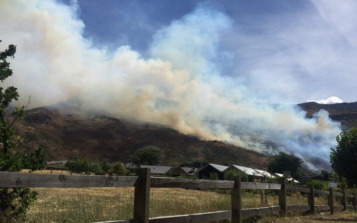 有 200 平方公頃灌木叢在這次山火中被焚毀。