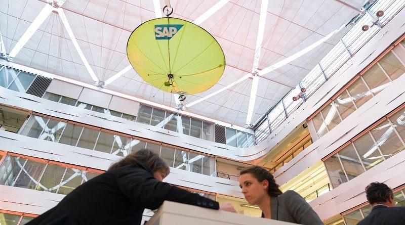 H-Aero One 曾在大型展覽會替 SAP、Wirsol 等大企業宣傳。