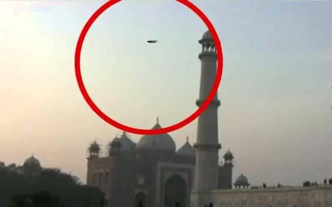 印度中央工業安全部隊 (Central Industrial Security Force)在去年 2 月發現一對南韓夫婦在泰姬陵內使用無人機。當局最後決定沒收無人機。