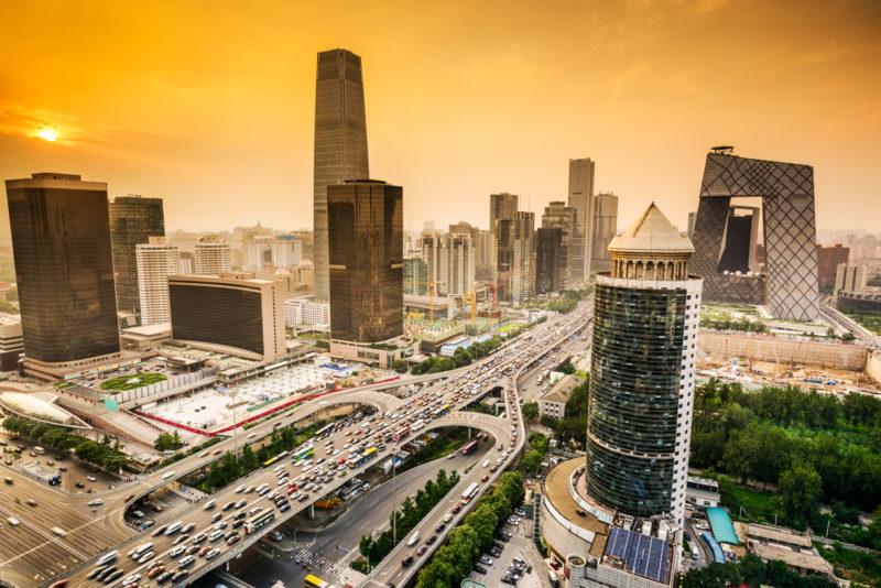 北京於兩會期間禁止一切飛行活動。
