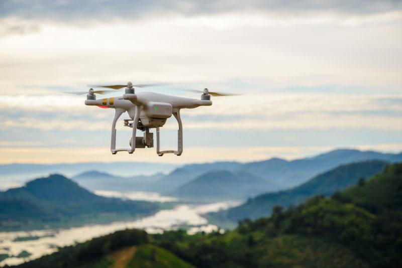 中國工信部預計,民用無人機產業產值至 2020 年將達 600 億元人民幣。