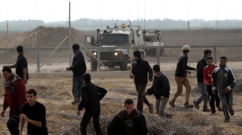有以色列官員警告加沙居民不要再接近邊境圍欄。