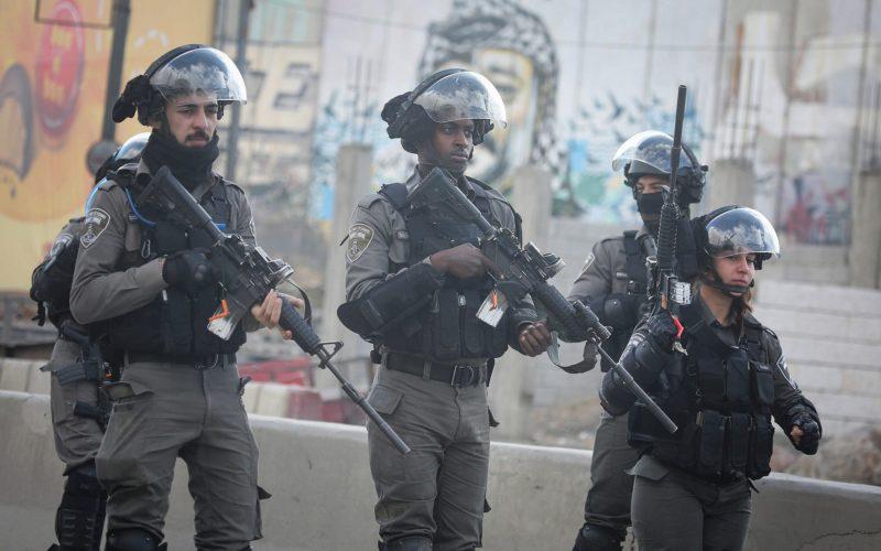 以色列邊防警察部隊隸屬以色列國家警察( Israel National Police ),協助以色列國防軍執行軍事行動。