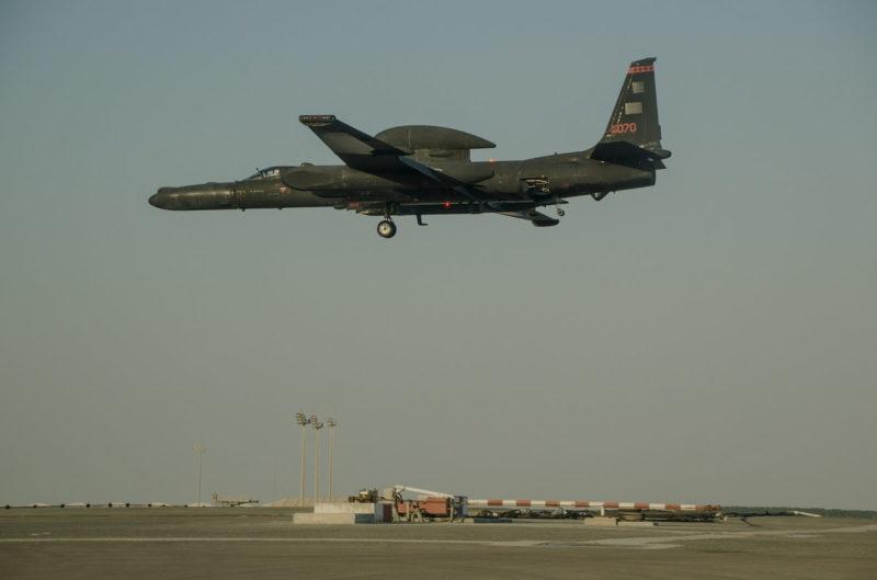 空軍早前決定無限期延遲 U-2 偵察機的退役計劃。