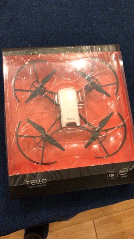 北京飛友網購 Tello 後被派出所來電要求登記。