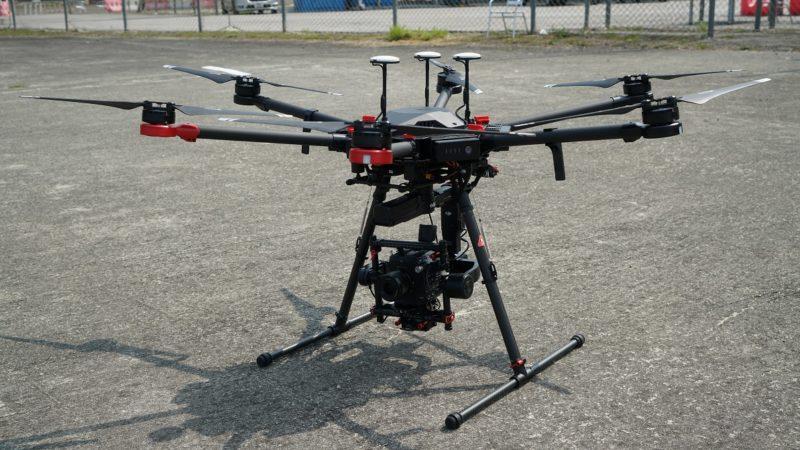 M600 Pro 常用於專業拍攝上。