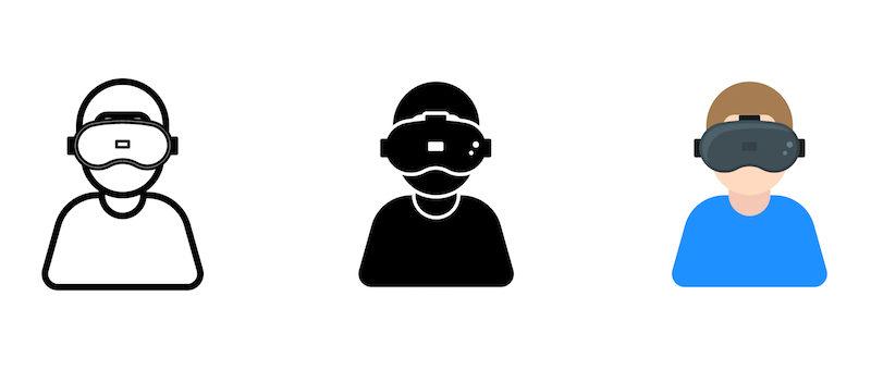 有其他研究指出使用 VR裝置可引致暈眩感覺。