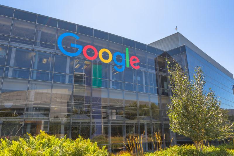Google 罕有與美國國防部合作,提供 AI 技術。