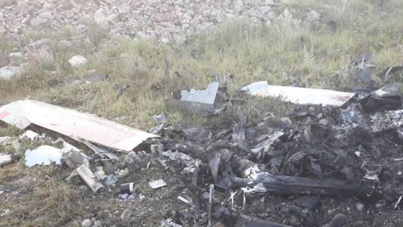 Al-manar 電視台指 1 架以色列無人機於 3 月 31 日在黎巴嫩南部墜毀。