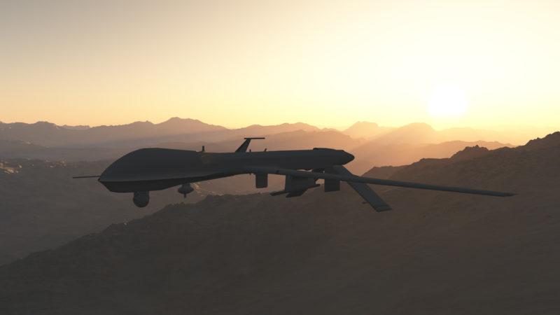 新政策有望刺激美國武裝無人機的出口。