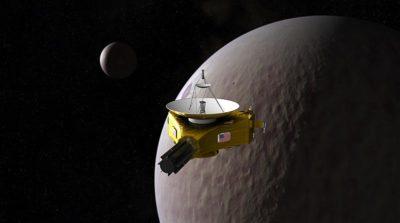 New Horizons 新視野號無人機