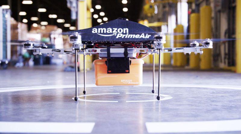 Amazon 送貨無人機準備入屋測試