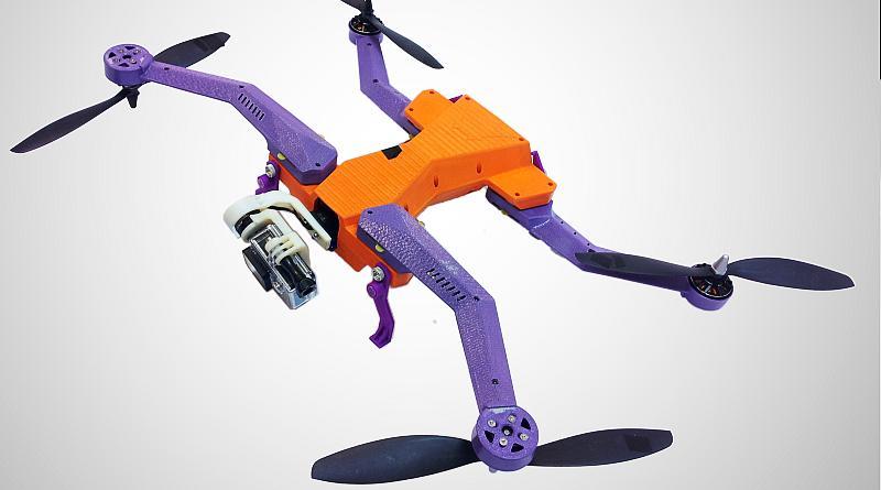 航拍跟尾狗 AirDog 全自動追蹤你的行踪