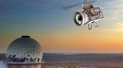 Flying Robot international Film Festival 國際航拍電影節