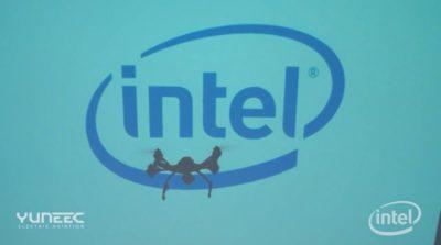 Intel 與 Yuneec 聯手開發無人機