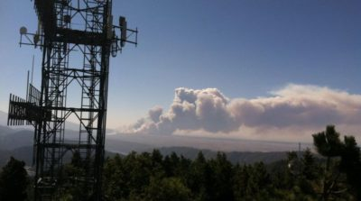 7 月 21 日,加州山火終被撲滅
