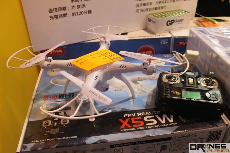 新品 Syma X5SW 全場最平 $399