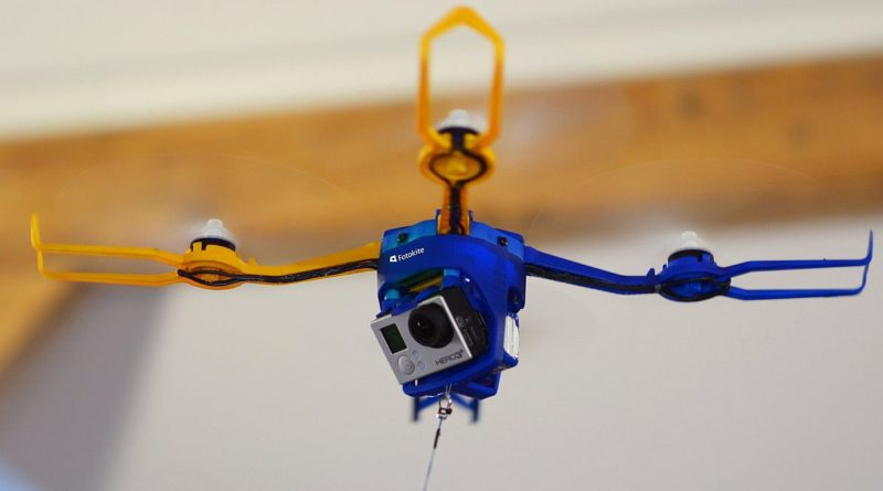 Fotokite Phi 有線式無人機