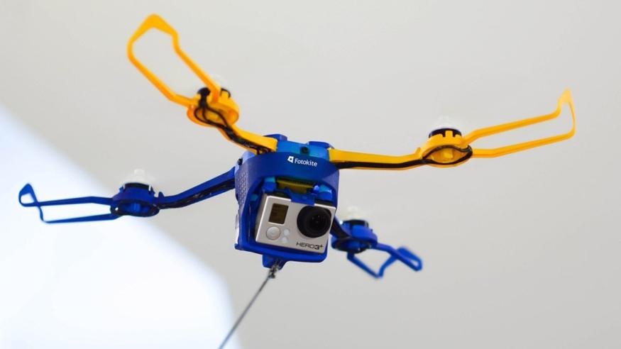 Perspective Robotics Fotokite Phi